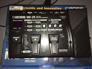 BOSE Guitar effects pedal mint barely used