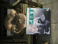 PRO-4 Set of Zildjian ZBT Cymbals....boxed