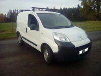 2010 Citroen Nemo X 610 Van, Unlettered, NO VAT
