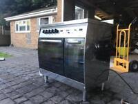 Lofra 90cm Oven x2 Ovens Gas Cooker rrp £1.5k
