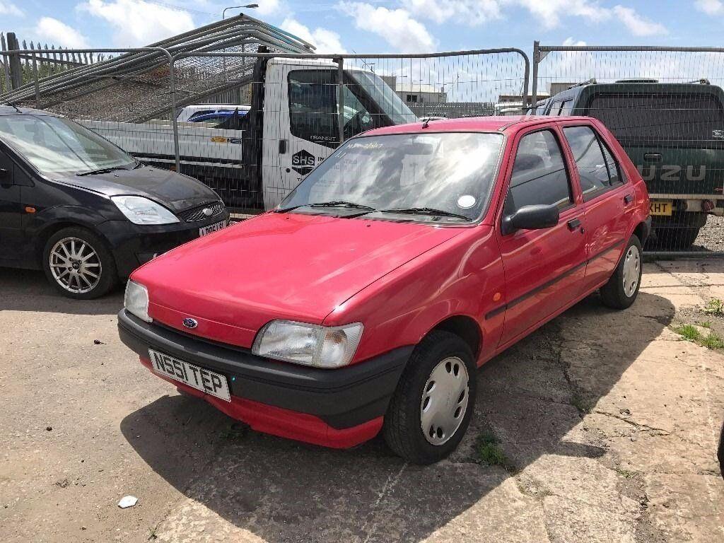 1996 Ford Fiesta Azura