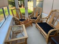 Conservatory Furniture Suite (high quality wood)
