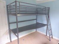 Ikea Svarta cabin bed