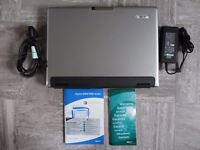 """Acer Aspire 9301AWSMi 17"""" Laptop : manual & leads : not working - for parts & repairs"""