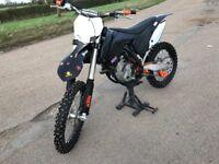 Ktm sxf 350 efi 2013 black edition very clean / crf kxf rmz yzf