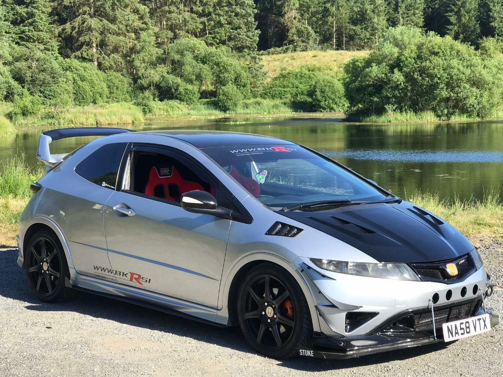 honda civic type r fn2 in newton stewart dumfries and. Black Bedroom Furniture Sets. Home Design Ideas