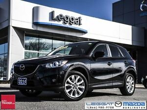 2014 Mazda CX-5 GT AWD W/ TECH PKG