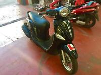 Yamaha D'elight 115 cc