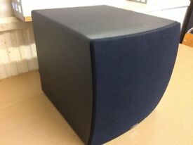 Yamaha NS-SW280 Home Cinema Active Subwoofer, Deep Bass Reflex Sound, Excellent Working Condition.