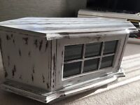 **Lovely Distressed TV Cabinet / Unit**