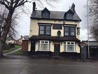 Two Bedroom Top Floor Flat to Let in Wolverhampton £650pcm Including Bills