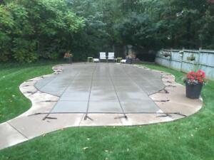 Professional Pool Closings & Safety Covers by Niagara Pools Inc.