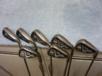Callaway XHot2 irons 4-pw Super cond.