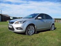 Ford focus, 2 owners, full service history, 55.3 mpg, mot'd till 17th march 2017