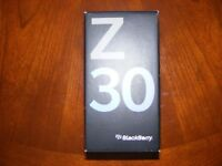 Blackberry z30 5 inch 16GB - Mint condition - unlocked to all networks, Black UK.