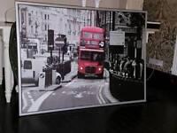 large London scene canvas