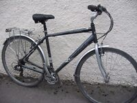 Claud Butler (Large) Alu hybrid / Town bike - ready to ride - central Oxford