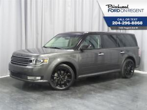 2017 Ford Flex Limited AWD*Leather/Sky Roof/Naviagtion*