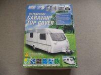 Waterproof caravan Top Cover for caravan up to 19 feet
