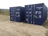 Self Storage 20ft X 8ft containers available to rent (Huntly)