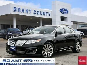 2010 Lincoln MKS GTDI - LEATHER, NAVIGATION!
