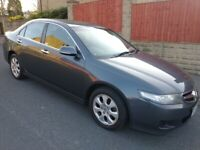 2007(57) HONDA ACCORD 2.2*I-CTDI*SE*215K*SH*MOT OCTOBER 2021*2 OWNER'S FACELIFT MODEL**