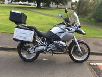 BMW R 1200 GS 2005 motorcycle