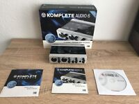 Native Instruments Komplete Audio 6 interface - Excellent Condition - £125 - Woodford Green