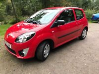 Renault Twingo! 1.2 2012 low miles, cheap insurance/tax low miles