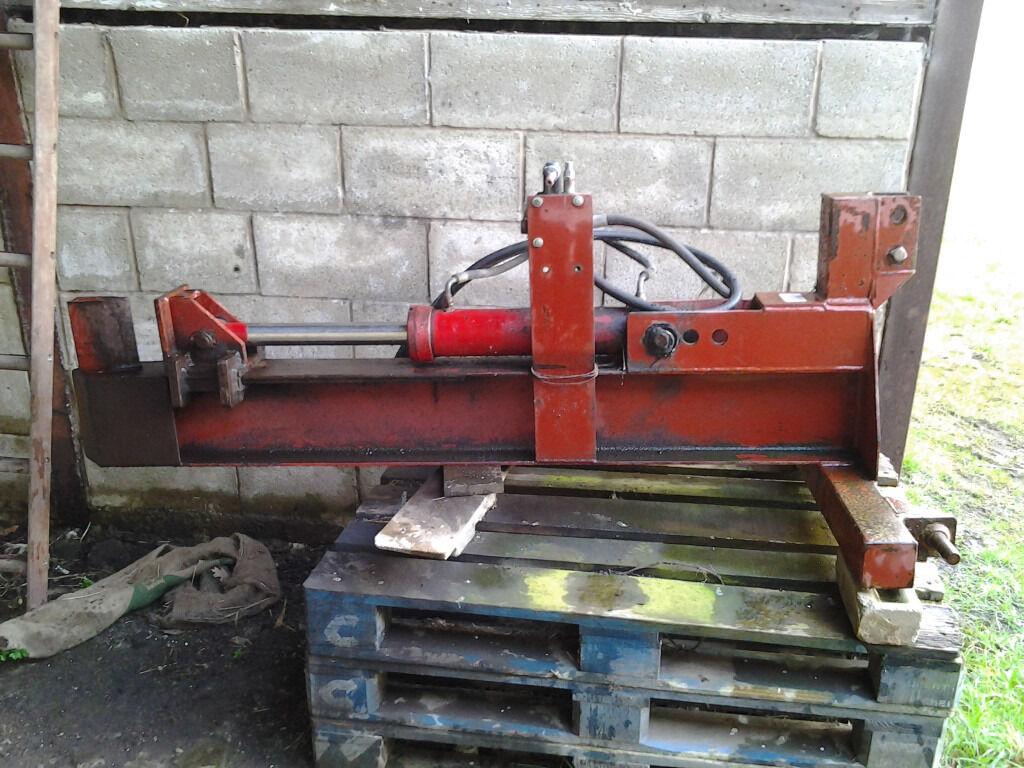 Heavy Duty Hydraulic Log Splitter In Preston Lancashire