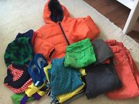 Baby boy clothes size 18-24 months and 2-3 years for sale