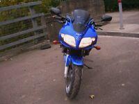 suzuki sv1000 2003 not a 600cc 650 1200 cc