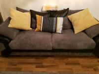 3+2 seater sofa 6month old, smoke and child free house. Must be gone Sunday