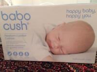 Babo Cush, baby , newborn, reflux , wind, tummy, cushion