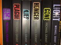 All GONE series books