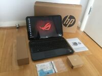 HP GAMING LAPTOP / ULTRA BOOK / NVIDIA GPU / 256GB SSD / 4 CPU'S / 8GB RAM