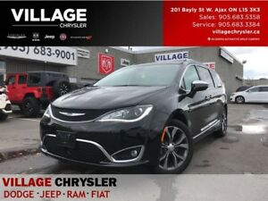 2017 Chrysler Pacifica Limitedplatinum Advanced Safety,Panoramic