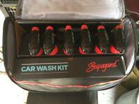 Supagard Car Wash Kit in hold all