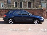 FINANCE AVAILABLE!!! 2005 SUBARU IMPREZA 2.0 GX ESTATE 5dr, FSH, 1 YEAR MOT, AA WARRANTY