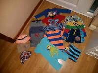 Bundle lovely Summer Boys Clothes 12-18months.In very good condition
