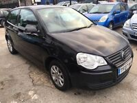 Volkswagen Polo 1.4 SE 3dr£3,245 . 1 YEAR FREE WARRANTY. NEW MOT