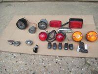 Kit car accessories job lot