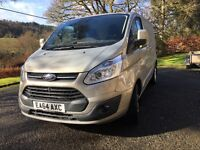 FORD TRANSIT CUSTOM LIMITED. MINT CONDITION