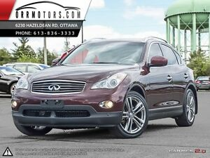 2011 Infiniti EX35 EX35 Journey AWD
