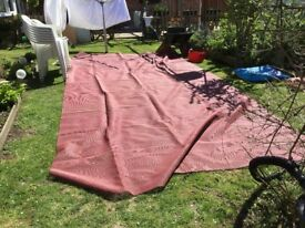 Awning ground sheet large