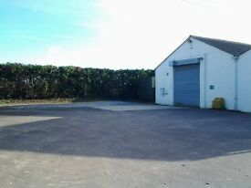 Taunton: Warehouse /Office with allocated Parking.