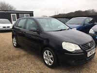 VW POLO 1.2 5DR MATCH IDEAL FIRST CAR CHEAP INSURANCE