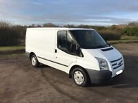 FORD TRANSIT SWB TREND 2.2 DIESEL 2012 62-REG ONLY 71,000 MILES *AIR CONDITIONING* DRIVES EXCELLENT