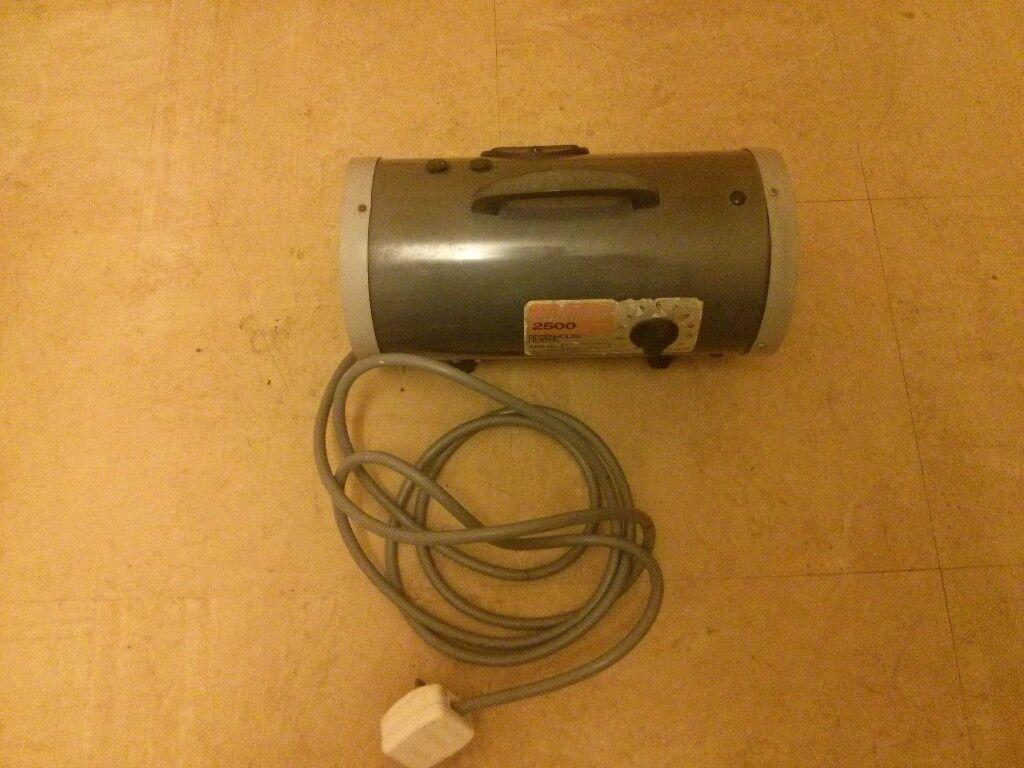 Auto Heat 2500 Green House Heater .