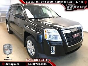 Used 2014 GMC Terrain-SLE-1 AWD, Rear Vision Camera